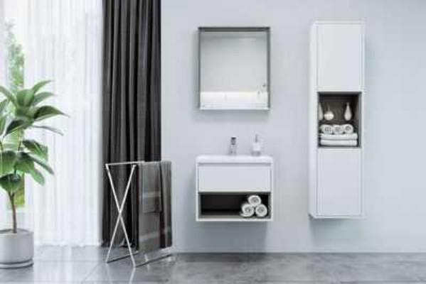 Meble łazienkowe Oristo Flow