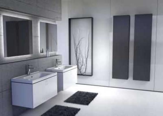 Meble łazienkowe Oristo Silver