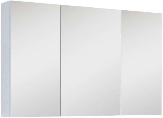 duża szafka do łazienki z lustrem Oristo