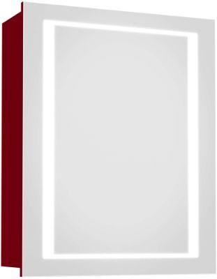 lustrzane szafki łazienkowe Deftrans