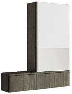 szafki do łazienki z lustrem Elita