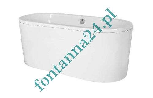 Polimat łazienka z wanną wolnostojącą
